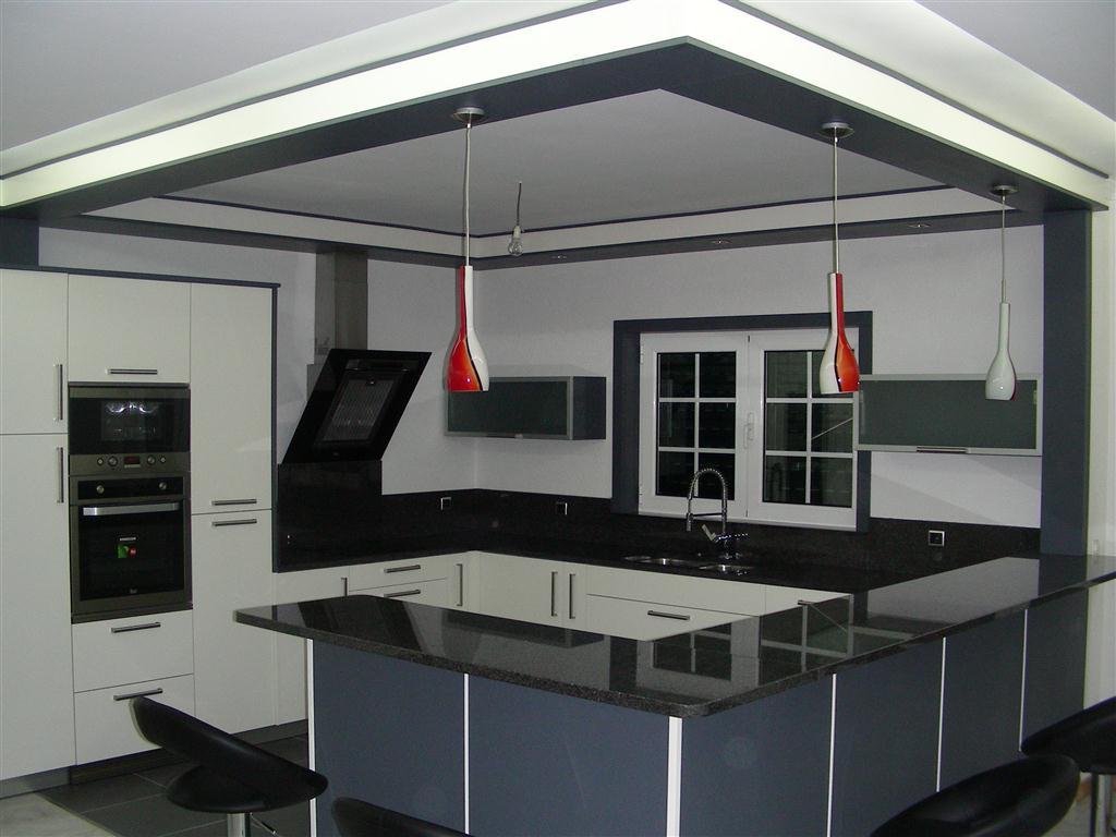 Fotos De Cozinhas Modernas Cozinha Em Murano Projetos Casas Pictures  #7F2828 1024 768